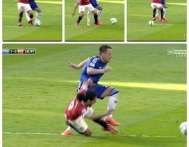 Tranh cãi xung quanh bàn thắng của Chelsea trước MU
