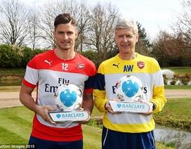 Arsenal thống trị danh hiệu tháng 3 ở Premier League