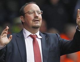 Rộ tin Benitez sẽ ngồi ghế nóng ở Real Madrid
