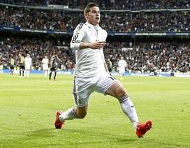"James Rodriguez - Ngôi sao ""3 trong 1"" của Real Madrid"