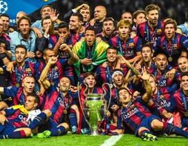 Barcelona và những CLB từng giành cú ăn 3 trong lịch sử