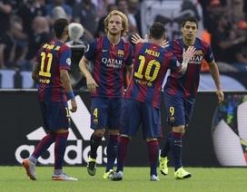 Vô địch Champions League, Barcelona lập hàng loạt kỷ lục