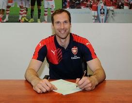 Chiêu mộ Petr Cech: Nước đi đầy tham vọng của Arsenal