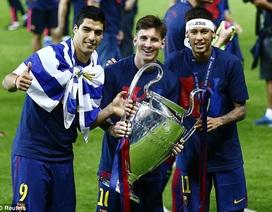 """Barcelona đoạt cú ăn ba: Thế hệ """"Dream Team"""" mới ra đời"""
