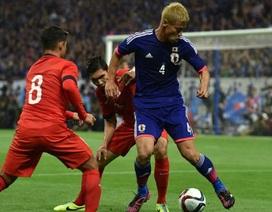 Singapore xuất sắc hòa Nhật Bản, Thái Lan thắng Đài Loan