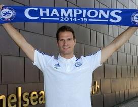 Chelsea chính thức chiêu mộ người thay Petr Cech