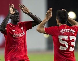 Thái Lan thua tan nát trước Liverpool