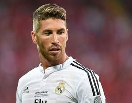 """Real Madrid hét giá """"khủng"""" cho Sergio Ramos"""