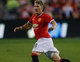 Van Gaal chỉ trích Schweinsteiger