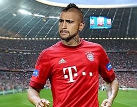 Bayern Munich chính thức hoàn tất chiêu mộ Arturo Vidal