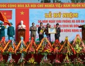 Quảng Trị: Vang mãi bản anh hùng ca thắng trận Gio An