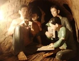Hệ thống làng hầm Vĩnh Linh được xếp hạng di tích Quốc gia đặc biệt