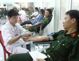 Quảng Trị: Hơn 500 đoàn viên, thanh niên tham gia hiến máu tình nguyện