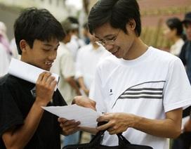 Dự kiến điểm chuẩn của 21 trường đại học