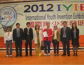 Đoàn Việt Nam giành 3 HCV sáng chế quốc tế