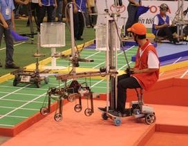 139 đội phía Bắc tranh tài tại vòng loại Robocon 2012