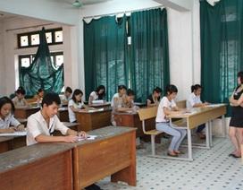 Kết thúc thi Cao đẳng: 91 thí sinh bị xử lý kỷ luật