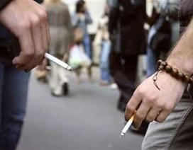 Giáo viên hút thuốc lá sẽ bị trừ điểm thi đua