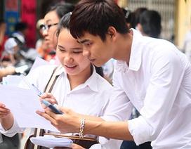 Ngày đầu thi Cao đẳng: Xử lý kỷ luật 20 thí sinh và giám thị