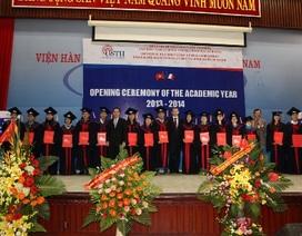 Bộ trưởng Bộ GD-ĐT: ĐH Việt Pháp xứng đáng đi đầu trong đổi mới giáo dục