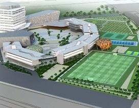 British University Vietnam đầu tư 60 triệu USD xây dựng cơ sở 2
