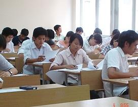 1,4 triệu hồ sơ đăng ký dự thi đại học, cao đẳng 2014