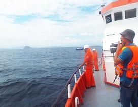 Tạm dừng tìm kiếm 8 thuyền viên tàu Phúc Xuân 68 mất tích
