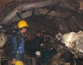 Tạm đình chỉ thi công thuỷ điện bị sập hầm vùi 12 công nhân