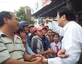 Chủ tịch nước thăm bà con ngư dân thành phố Nha Trang