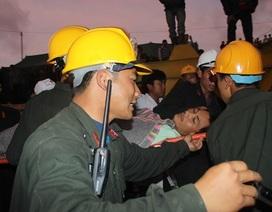 Toàn cảnh 80 giờ dưới lòng đất giải cứu 12 công nhân mắc kẹt