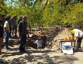 """Phát hiện hố chôn người tập thể """"khổng lồ"""" khi đào hầm biogas"""