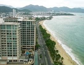 """Cao ốc 65 tầng có """"phá"""" bãi biển Nha Trang?"""