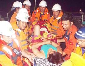 Nam thanh niên bị dây kéo đứt lìa chân trên biển