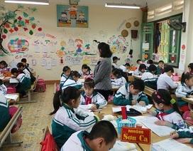 Mô hình học tiếng Anh mới của trường học vùng cao