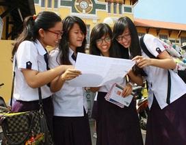 Phân bố thí sinh đăng ký cụm thi THPT quốc gia tại Hà Nội