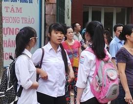 Tuyển sinh lớp 10 Hà Nội: 4 đối tượng được tuyển thẳng