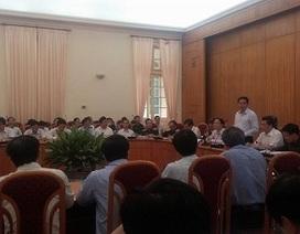 Hơn 118 ngàn thí sinh thi THPT quốc gia tại Hà Nội