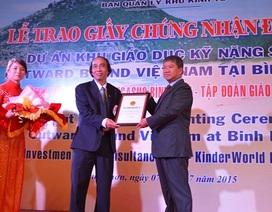 Bình Định: Xây dựng Trường Giáo dục Kỹ năng sống