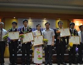 Dấu ấn đặc biệt của đoàn học sinh dự thi Olympic Vật lý Quốc tế