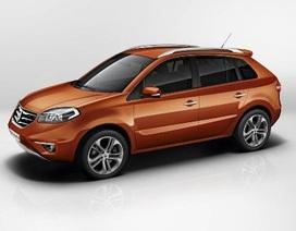 Renault giới thiệu Koleos phiên bản mới