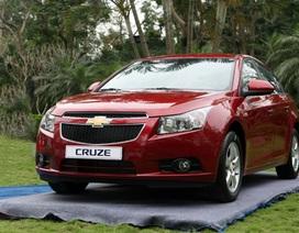 Rộ tin đồn sắp có xe Chevrolet Cruze bản coupe