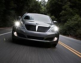 Xe Hyundai dẫn trước BMW, Mercedes về chất lượng
