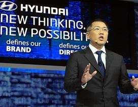 Hyundai-Kia tiếp tục vượt Toyota
