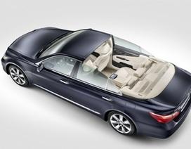 """Xe Lexus """"độc"""" cho đám cưới hoàng gia Monaco"""