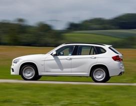 BMW tăng lực cho xe X1