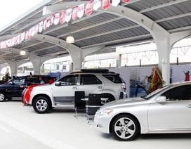 Đề xuất tăng mạnh thuế nhập khẩu ô tô cũ