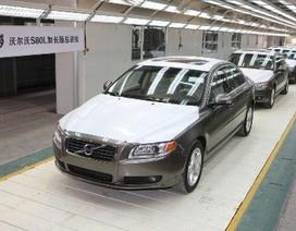 Volvo xây thêm nhà máy ở Trung Quốc