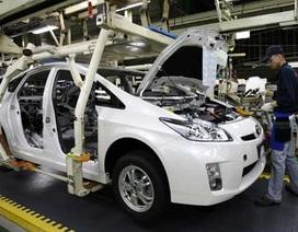 Toyota hợp nhất một số đơn vị thành viên để giảm chi phí