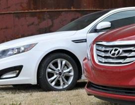 """Hyundai và Kia - """"Gà nhà đá nhau"""""""