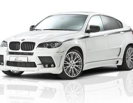 Dữ dằn BMW X6 bản độ của Lumma Design